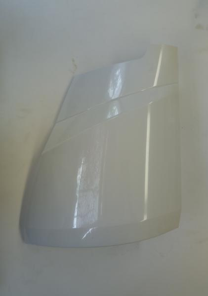 Wind deflector corner plate front wall left fitting Mitsubishi Fuso Canter FE FEC FEA FGB from 2011
