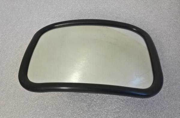 Wide angle mirror fits Mitsubishi Fuso Canter
